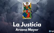 la justicia tarot