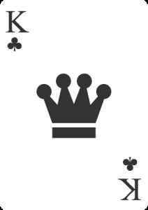 rey de trebol