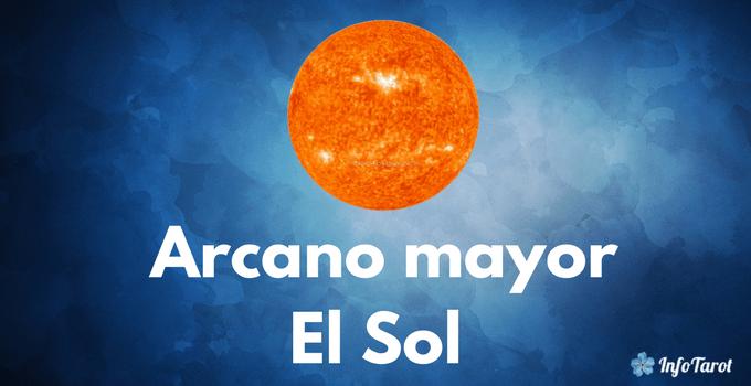 arcano mayor el sol